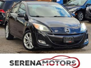 Used 2010 Mazda MAZDA3 GT | 2.5L | AUTO | BLUETOOTH | NO ACCIDENTS for sale in Mississauga, ON