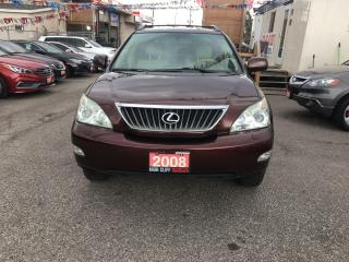 Used 2008 Lexus RX 350 for sale in Etobicoke, ON