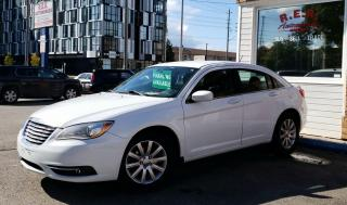 Used 2014 Chrysler 200 Touring for sale in Oshawa, ON