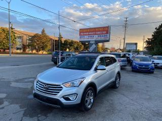 Used 2013 Hyundai Santa Fe Luxury for sale in Toronto, ON