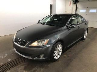 Used 2010 Lexus IS 250 for sale in Toronto, ON