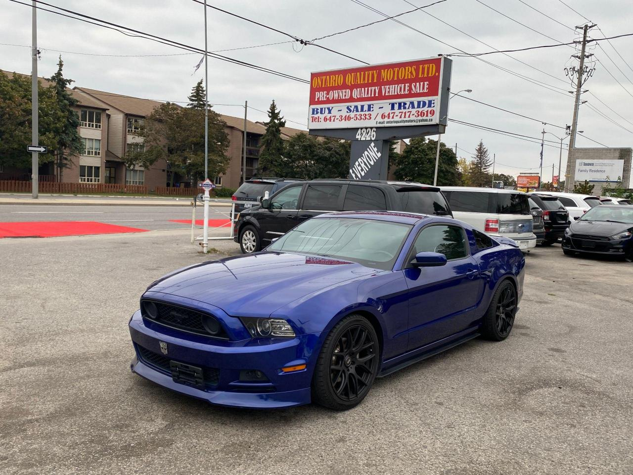 Ford Mustang Gt For Sale Toronto