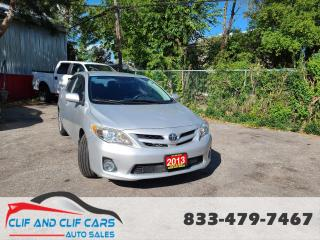Used 2013 Toyota Corolla CE for sale in Scarborough, ON