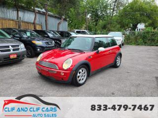 Used 2004 MINI Cooper Hardtop Classic for sale in Scarborough, ON