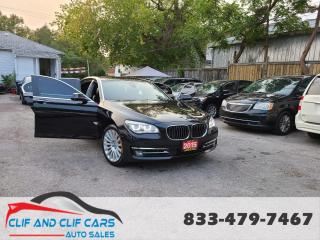 Used 2015 BMW 7 Series 740Li xDrive for sale in Scarborough, ON