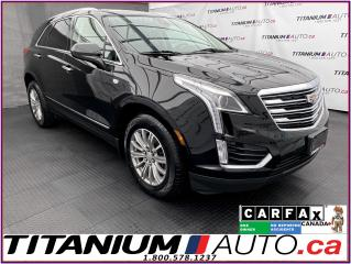 Used 2017 Cadillac XT5 Luxury AWD+GPS+Drivers Awareness PKG+Pano Roof+XM for sale in London, ON