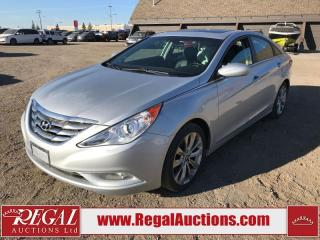 Used 2013 Hyundai Sonata SE 4D SEDAN 2.4L for sale in Calgary, AB