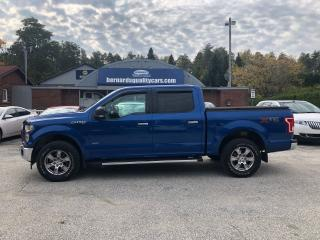 Used 2017 Ford F-150 XLT for sale in Flesherton, ON