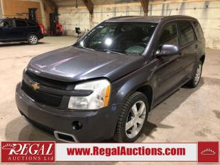 Used 2008 Chevrolet Equinox Sport 4D Utility AWD for sale in Calgary, AB