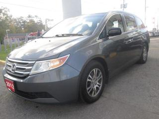 Used 2012 Honda Odyssey EX-L for sale in Gloucester, ON