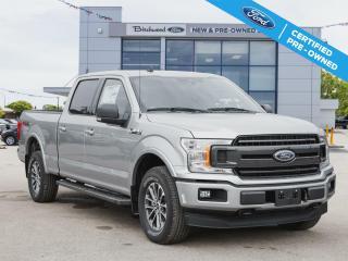 New 2020 Ford F-150 XLT 302A FX4 SPORT PKG | MOONROOF | NAV for sale in Winnipeg, MB