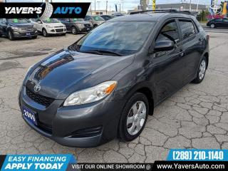 Used 2009 Toyota Matrix S for sale in Hamilton, ON