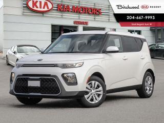 New 2021 Kia Soul LX *Heated Seats! Rear Cam! for sale in Winnipeg, MB