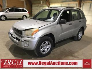 Used 2002 Toyota RAV4 4D SUV 4WD for sale in Calgary, AB