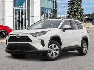 New 2021 Toyota RAV4 LE OLDEST UNIT ON THE LOT! for sale in Winnipeg, MB