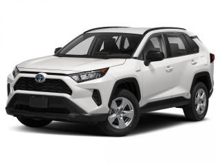 New 2021 Toyota RAV4 LE STANDARD PACKAGE for sale in Winnipeg, MB