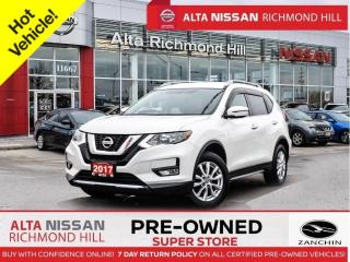 Used 2017 Nissan Rogue SV AWD   Remote Start   Power Searts   Back-UP CAM for sale in Richmond Hill, ON