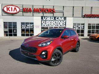 New 2021 Kia Sportage EX S AWD - Panoramic Sunroof, Lane Keep Assist for sale in Niagara Falls, ON