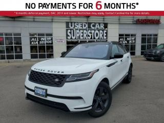 Used 2019 Land Rover Range Rover Velar P300 S for sale in Niagara Falls, ON