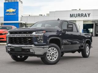 New 2020 Chevrolet Silverado 2500 HD LT for sale in Winnipeg, MB