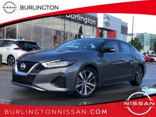 Used 2020 Nissan Maxima SL for sale in Burlington, ON
