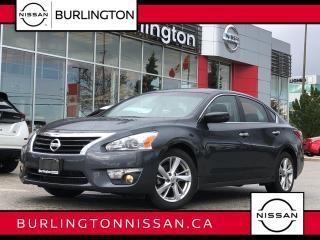 Used 2013 Nissan Altima 2.5 SV for sale in Burlington, ON