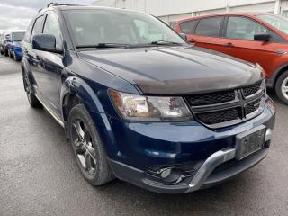 Used 2015 Dodge Journey Crossroad - HEATED LEATHER, MOON ROOF, REAR CAM for sale in Kingston, ON