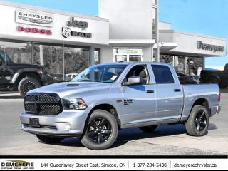 New 2020 RAM 1500 Classic NIGHT EDITION | SPORT HOOD | HITCH for sale in Simcoe, ON