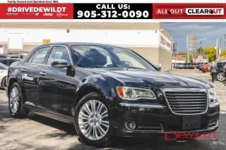 Used 2014 Chrysler 300 C | HEMI | AWD | PANO ROOF | NAV | for sale in Hamilton, ON