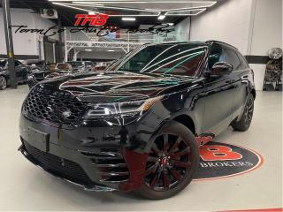 Used 2018 Land Rover Range Rover Velar D180 SE R-DYNAMIC I PANO I NAVI I COMING SOON for sale in Vaughan, ON