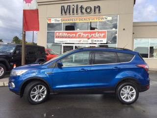 Used 2017 Ford Escape SE|PANORAMIC SUNROOF|BACK UP CAMERA|HEATED SEATS for sale in Milton, ON
