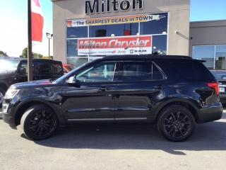 Used 2017 Ford Explorer XLT for sale in Milton, ON