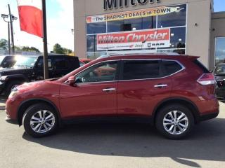 Used 2015 Nissan Rogue SV AWD|SUNROOF|HEATED SEATS for sale in Milton, ON