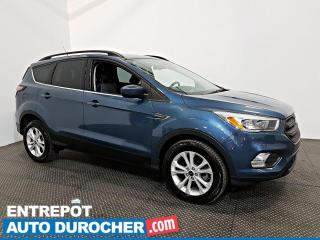 Used 2018 Ford Escape SE Automatique - NAVIGATION - Caméra de Recul for sale in Laval, QC