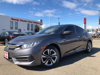Used 2018 Honda Civic Sedan LX  - Bluetooth - Rear Camera - Heated Seats for sale in Mississauga, ON