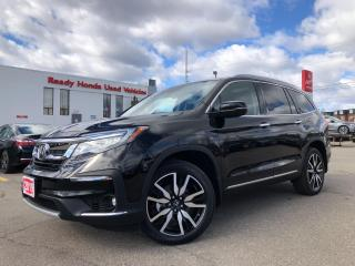 Used 2019 Honda Pilot Touring 7-Passenger for sale in Mississauga, ON