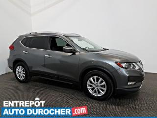 Used 2017 Nissan Rogue SV  AIR CLIMATISÉ - Caméra de Recul for sale in Laval, QC
