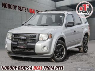 Used 2011 Ford Escape 4WD 4DR V6 AUTO XLT for sale in Mississauga, ON