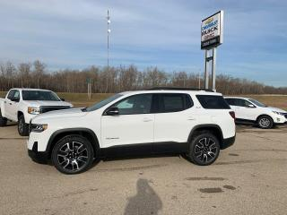 New 2021 GMC Acadia SLE AWD for sale in Roblin, MB