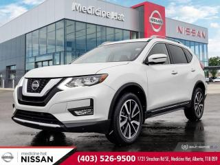 Used 2020 Nissan Rogue SL for sale in Medicine Hat, AB