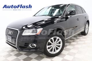 Used 2016 Audi Q5 2.0T Progressiv-Plus *GPS/Camera *Toit-Pano-Roof for sale in Saint-Hubert, QC