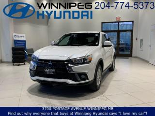 Used 2019 Mitsubishi RVR SE for sale in Winnipeg, MB