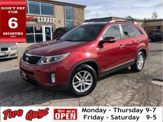 Used 2014 Kia Sorento LX | AWD 3.3L V6 | New Tires | Low Kms | for sale in St Catharines, ON
