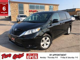 Used 2014 Toyota Sienna LE | 8 Pass | Pwr Sliders | Bluetooth for sale in St Catharines, ON