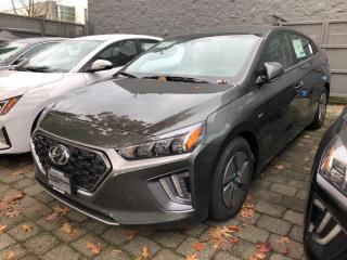 New 2020 Hyundai Ioniq Hybrid Preferred for sale in North Vancouver, BC