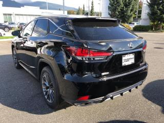 New 2020 Lexus RX 350 F Sport SERIES 2 for sale in North Vancouver, BC