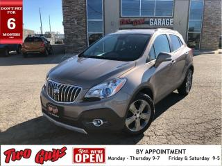 Used 2014 Buick Encore Convenience | New Tires | Pwr Seat | Bluetooth for sale in St Catharines, ON