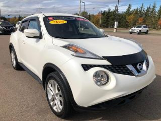 Used 2016 Nissan Juke SV AWD for sale in Charlottetown, PE