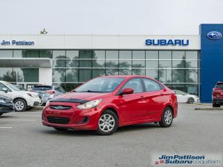 Used 2013 Hyundai Accent GL for sale in Port Coquitlam, BC