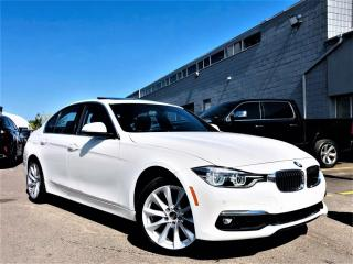 Used 2017 BMW 3 Series 330i XDRIVE|SUNROOF|HEATED SEATS|NAVIGATION|ALLOYS! for sale in Brampton, ON